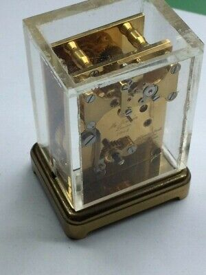 Mini Mantle clock Movement for Spares Repairs
