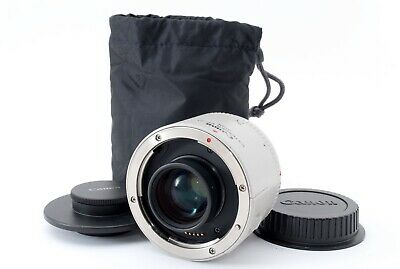 Canon Extender EF 2X Teleconverter Lens for Canon EF Excellent++ from Japan F/S