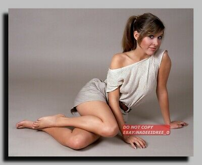 Hv-2457 Actress Carrie Fisher Princess Leia Star Wars 8X10 Photo