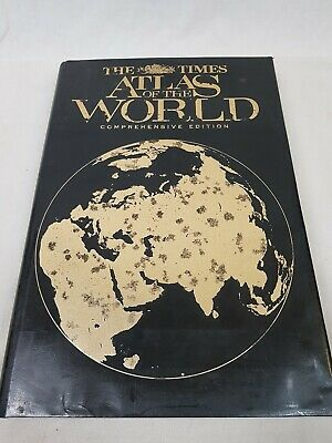 The Times Atlas Of The World Comprehensive Ninth Edition