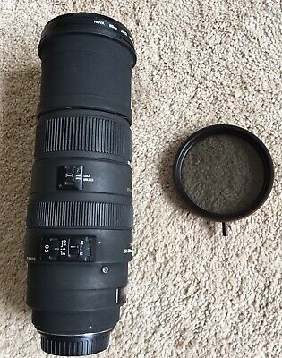 Sigma AF 150-500mm F5-6.3 DG OS HSM APO for Canon. Great Lens!! 150-500