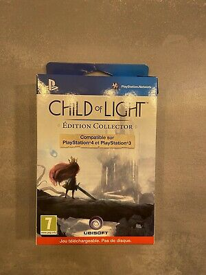 Child of light Collector Ps4 / PS3