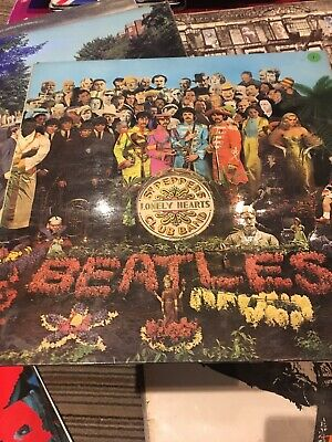 The Beatles Sgt Pepper's Lonely Hearts Club Band Remastered Stereo 180g Vinyl LP