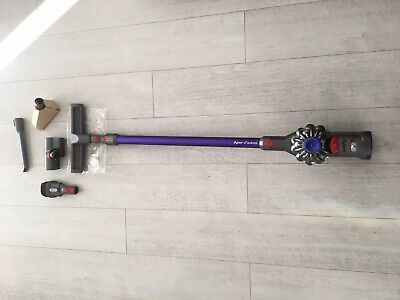 Dyson V7 Animal Cordless Vacuum Cleaner With Orange Extension Pole