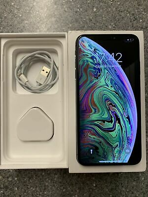 Apple iPhone XS Max 64GB Unlocked - Space Grey, Great Condition, No Face ID