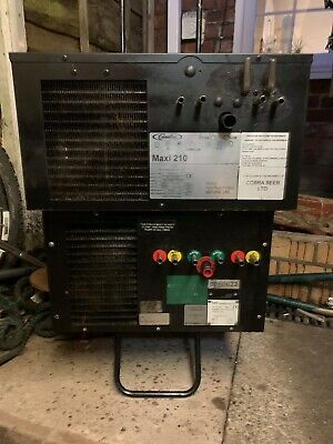 maxi 210 Cooler Single Line Plus Another Cooler With 2 Lines