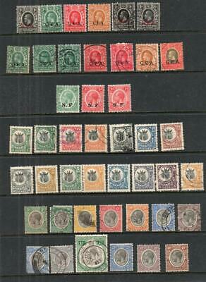 British East Africa Uganda/Tanganyika King George V Stamps Unused/Used C27