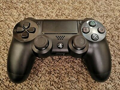 Sony PlayStation 4 PS4 Dualshock 4 CUHZCT1E Controller - Gamepad - Black
