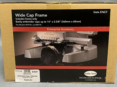 BABYLOCK Cap Frame for Commercial Embroidery Machines New