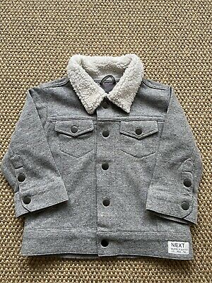 Boys Sweatshirt Age 1.5 - 2 Years Next
