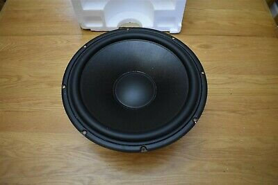 "Peerless by Tymphany 830669 12"" Paper Cone SLS Subwoofer"