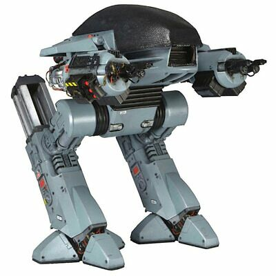 Robocop ED-209 The Future of Law Enfocement Neca Deluxe Action Figure with Sound