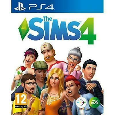 The Sims 4 (Ps4 Game)