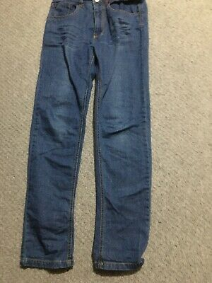 Boys Joules Blue Jeans Trousers Boys Age 11-12 In Vgc