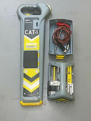Radiodetection Cat4 & Genny cable Detector / cat avoidance tool Strike Alert*.