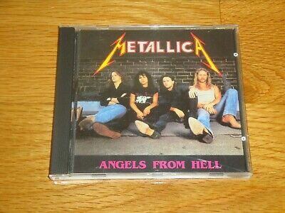 Metallica - Angels From Hell Cd Live Connecticut 1989