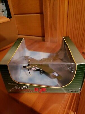Hasbro GI Joe Aces 1//72 scale Fighters of WWII Spitfire Mark II Diecast Airplane