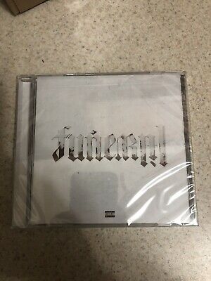 *SEALED* Lil Wayne - Funeral Explicit Version [CD New]  FREE SHIPPING!