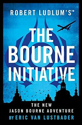 """Robert Ludlum's"""" The Bourne Initiative: A Jason Bourne... by Lustbader, Eric Van"""