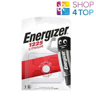 Energizer Br1225 Lithium Batterien 3V Cell Coin Button Exp 2029 Neu