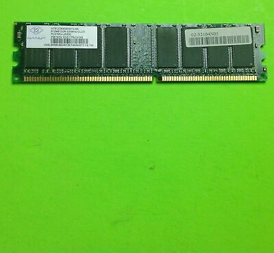 512MB PC2700 eMachines Memory 184 pin DIMM ME512DDR2700