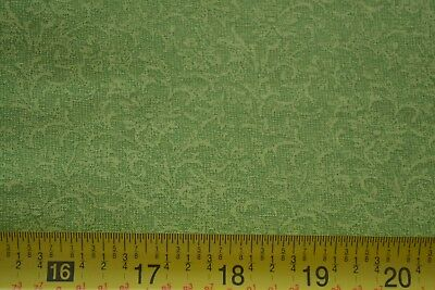 Green on Green Quilting Cotton Jinny Beyer Palette//0498-6 B747 By 1//2 Yd