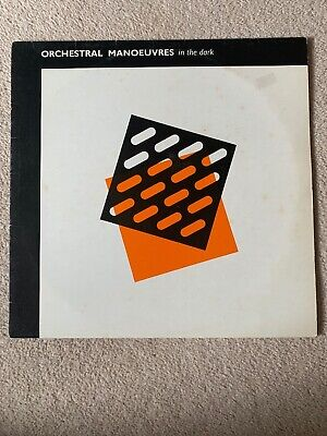 OMD Orchestral Manoeuvres In The Dark Vinyl LP DINDISC Early Release