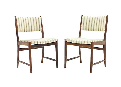 Pair of Side Chairs by Kay Lyngfeldt-Larsen for Søren Willadsen, Denmark 1960s