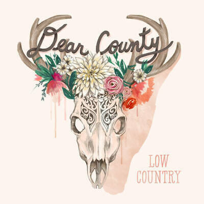 Dear County Low Country CD Poprock Records 2016