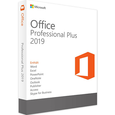 MS Office 2019 Pro Plus 32/64 Bit Key Licence and Dowload  ✅ Instant delivery.