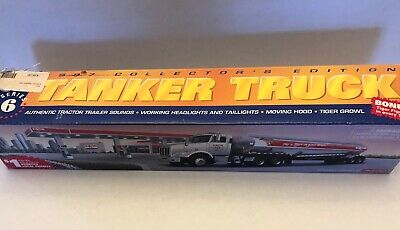 1997 Exxon Special Edition Refinery Series Tanker Truck in box