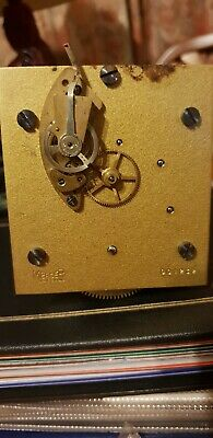 Antique Mercer clock mechanism !Rare!