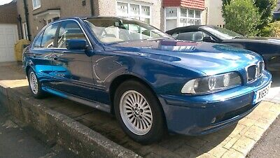 2000 BMW E39 525i SE 525 2.5 Facelift 5 Series Manual