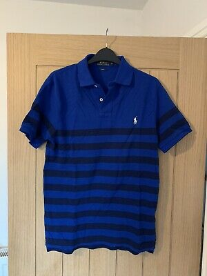 polo ralph lauren Slim Fit Blue Size M Shirt T