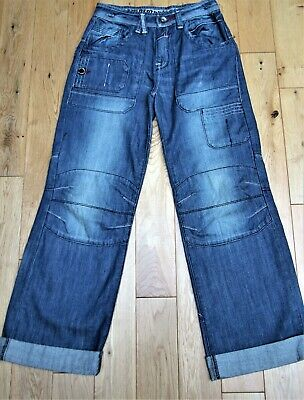 Young Teen's Den.Dept5676/78-GH Jeans Trousers Blue Size 11yrs