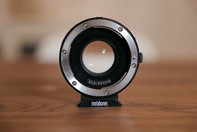 Metabones Speedbooster Ultra 0,71x Canon EF - MFT Mount Adapter, Top-Zustand