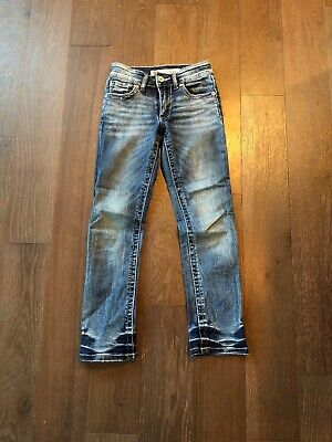 BKE Connor Jeans Youth Boys Size 8
