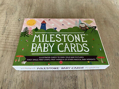 Milestone Cards - New Never Used