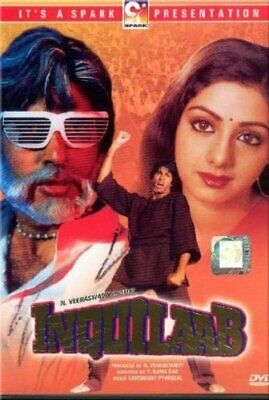 Inquilaab [DVD] - DVD  BUVG The Cheap Fast Free Post