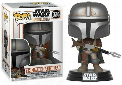 Funko Pop Star Wars: The Mandalorian 326 {Pre-order}