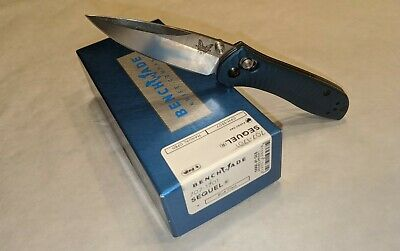 Benchmade Sequel SHOT SHOW Limited Edition 707-1701 NEW #970/1000