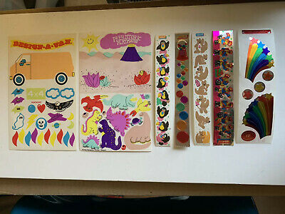 Vintage Stickers - Lot of Toots & Sandylion Stickers