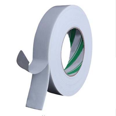 10M Double Sided Foam Tape White Foam Tape Sponge Soft Mounting Adhesive Tape AU