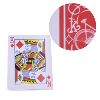 Marked Stripper Deck Playing Cards Poker Magic Tricks Kids Puzzle Toy Magia Card