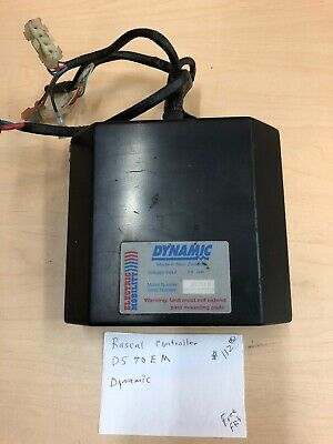 Rascal Electric Mobility DS70EM Dynamic Controller