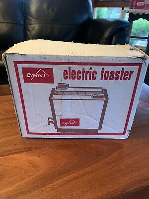 Antique Everest Electric Toaster