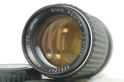 SMC Pentax 120mm F/2.8 MF Telephoto Prime Lens SN5261241 for K Mount from Japan