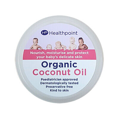 Healthpoint Organic Coconut Oil For Baby Skin 1 X 50ML