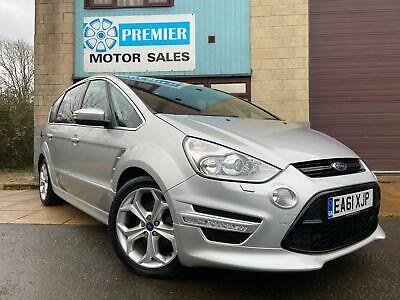 2011 FORD S-MAX 2.0TDCi TITANIUM X-SPORT, ONLY 1 PREVIOUS OWNER, 7 SEATS
