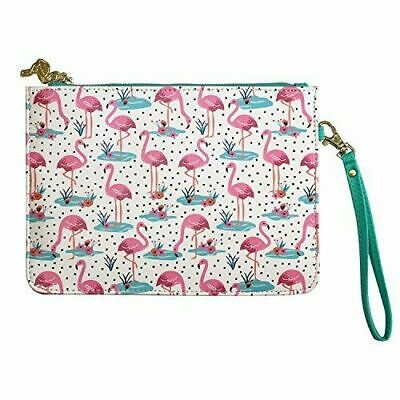 Wild Thoughts Flamingo Design Beauty Bag - Womens Birthday / Christmas Gift Idea